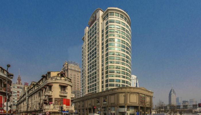 新上海城市广场