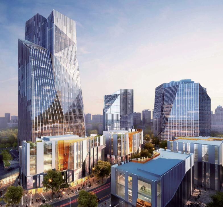 长宁国际发展广场