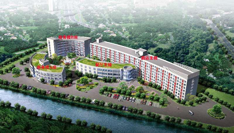 欢迎入驻上海航空酒店商务楼,性价比高/配套完善