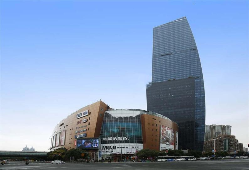 龙之梦国际大厦(中山公园)