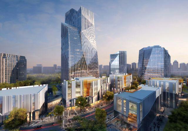 <b>欢迎入驻百亿商业综合体长宁国际发展广场</b>