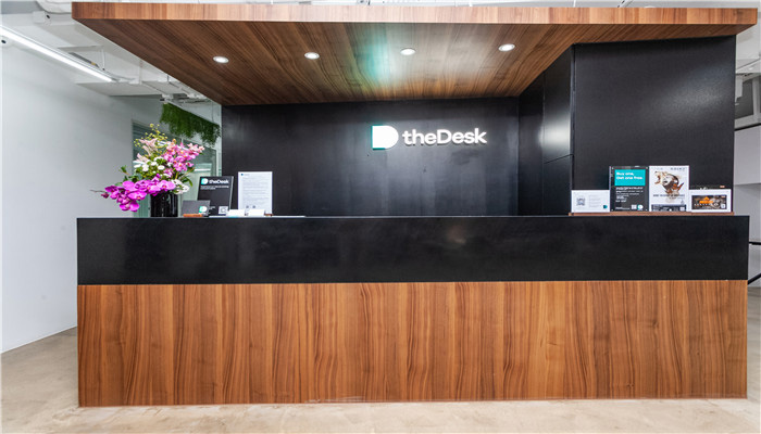 theDesk 联合办公(八号桥)